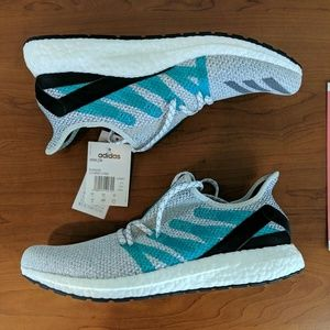 Adidas AM4LDN Men's Sneakers Boost Teal Size 10
